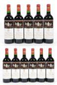 Château Mouton Rothschild 1994 Pauillac (eleven bottles)
