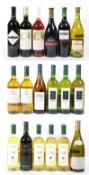 Penfolds Rawson's Retreat Bin 35 1999, Australia (two bottles), Mitchelton Chardonnay 1988,