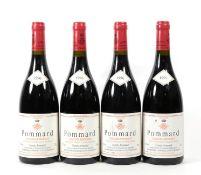 Clos Des Epeneaux, Comte Armand, 1996 Pommard (four bottles)