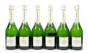 Deutz Champagne 2011 Blanc de Blancs (six bottles)