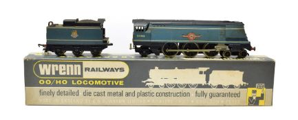 Wrenn W2267 Lamport & Holt BR 35026 (G-E box G, stamped Packer No.1, Ref. No.00216)