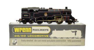 Wrenn W2218A 2-6-4T BR 80064 Locomotive (E-G, top dirty, box G, stamped Packer No.3, Ref. No.