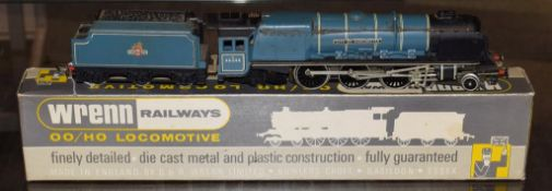 Wrenn W2229A City Of Manchester BR 46246 with leaflet (G-E, dirty mainly to top, box G, stamped