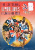 Olympic Trade Cards.