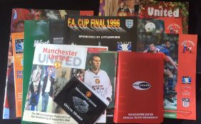 Manchester United Football Items.