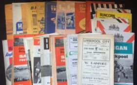 Rugby League Programmes. Good selection from the 1960s.