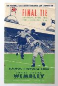 Football Programme,