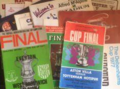 Football Programmes.