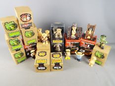 Bad Taste Bears - Sixteen 'Bad Taste Bears' figurines, predominantly boxed.