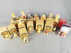 Bad Taste Bears - Sixteen 'Bad Taste Bears' figurines, predominantly boxed,