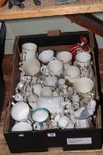 Royal Doulton 'Top O' the Hill', Lladro figure, commemorative and crested china, etc.