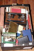 Collection of fox hunting pamphlets and books,