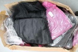 A box of Phaze Net skirts
