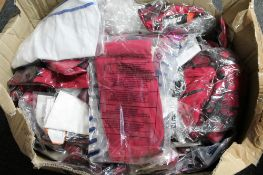 A box of Phaze micro mini skirts