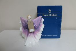 A Royal Doulton figure Isadora HN 2938,