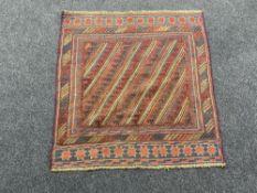 A Gazak rug,