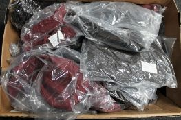 A box of Phaze hobble skirts
