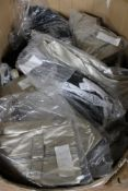 A box of Phaze Lolitta frill canvas coats and short dresses