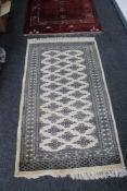 A Tekke design rug,