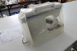 A Husqvarna sewing machine