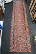 An eastern carpet runner,