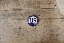 A US Homicide Task Force medal