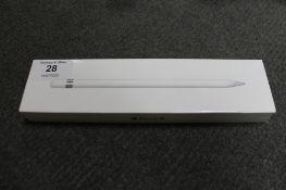 Apple : Pencil, 1'st Generation, model A1603, brand new, box still sealed. (R.R.P. £89.