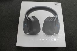 Alienware : A set of gaming headphones, boxed and new. (R.R.P. £79.
