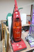 A Hoover vacuum
