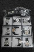 A collection of fashion watches