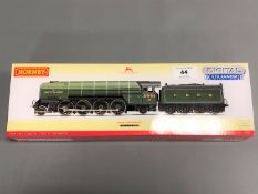 Hornby - LNER 2-8-2 Class P2 'Cock o' the North' Digital Twin Track Sound, boxed.