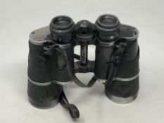 A pair of vintage Carl Zeiss binoculars 10 x 50 CONDITION REPORT: Lens fog and haze,