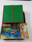A Lego storage brick box,