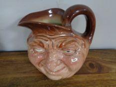 A Royal Doulton character jug - John Barley Corn