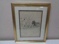 George Edward Horton (1959 -1960) Synagogue, Princess Road, Liverpool,
