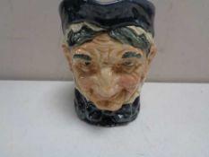 A large Royal Doulton character jug - Granny
