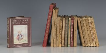 CHILDREN'S BOOKS. - Beatrix POTTER. The Tale of Pigling Bland. London: Frederick Warne and Co.,