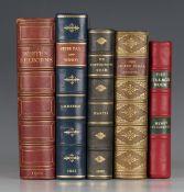 BINDINGS. - Gilbert WHITE. The Natural History of Selborne. London & New York: John Lane, 1900.