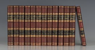 BINDINGS. - Archibald ALISON. History of Europe from the Commencement of the French Revolution in