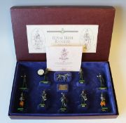 A Britains limited edition lead figure set No. 5192 The Royal Irish Rangers (27th Inniskilling, 83rd