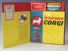 'The Great Book of Corgi 1956-1983' by Marcel R. Van Cleemout, boxed with limited edition