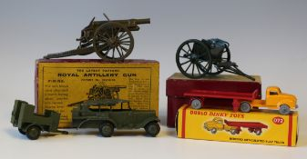 A collection of Britains lead figures, including a No. 1290 Band of the Line, infantry and three