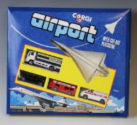 Ten Corgi J.3219/1 Airport sets, all in window boxes within a delivery box.Buyer's Premium 29.4% (