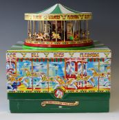 A Corgi Fairground Attractions No. CC20401 The South Down Gallopers roundabout, boxed (box lightly