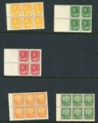 Canada stamps in two stock books and loose on cards from 1852 3d red used, 1859 5 cent red mint,