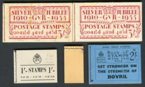 A Great Britain George V fine specialised mint, much unmounted collection from 1912 with scarce