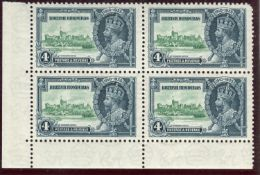 A collection of British Guiana stamps from 1913 to 96 cents mint, George V and George VI sets