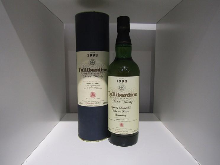 Lot 7016 - Tullibardine 1993 Single Highland Scotch Whisky,