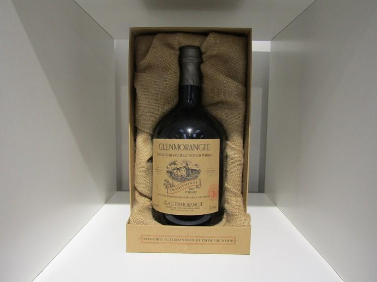 Lot 7028 - Glenmorangie 10 years old Traditional 100% proof Single Highland Malt Scotch Whisky,