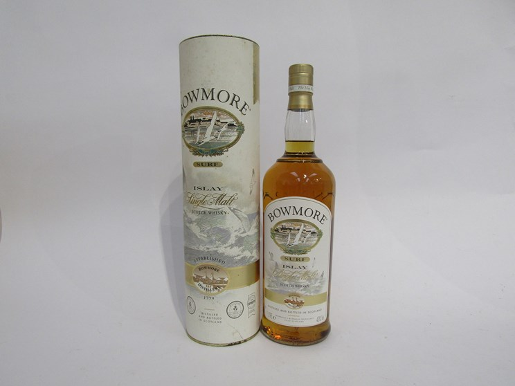 Lot 7046 - Bowmore Surf Islay Single Malt Scotch Whisky,